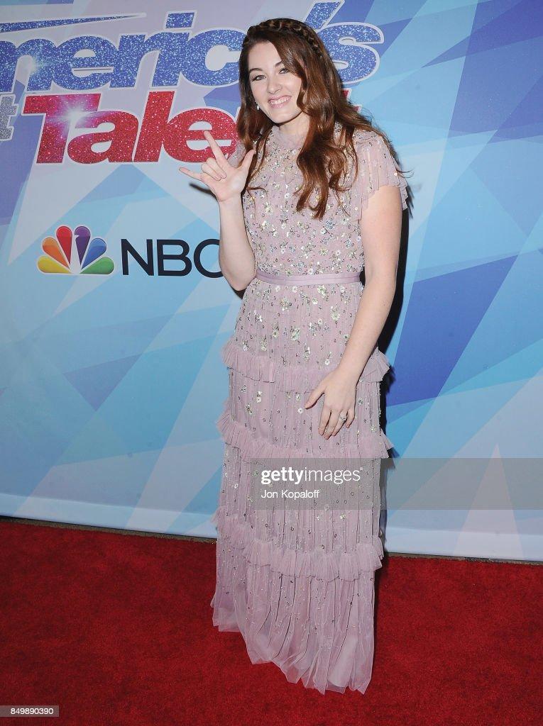 "NBC's ""America's Got Talent"" Season 12 Finale Week - Arrivals"