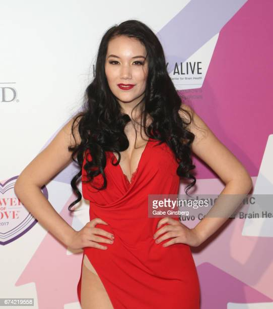 Singer Manika Ward attends Keep Memory Alive's 21st annual 'Power of Love Gala' benefit for the Cleveland Clinic Lou Ruvo Center for Brain Health...