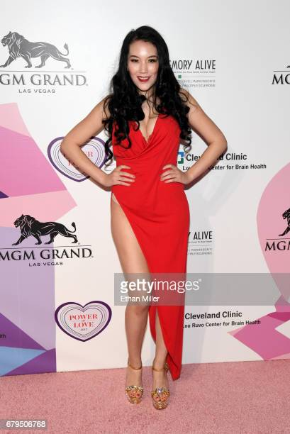 Singer Manika Ward attends the 21st annual Keep Memory Alive 'Power of Love Gala' benefit for the Cleveland Clinic Lou Ruvo Center for Brain Health...