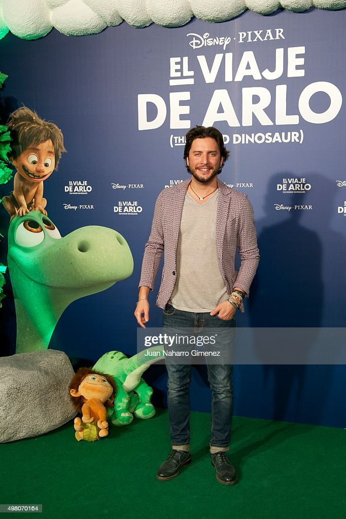 'The Good Dinosaur' Madrid Premiere