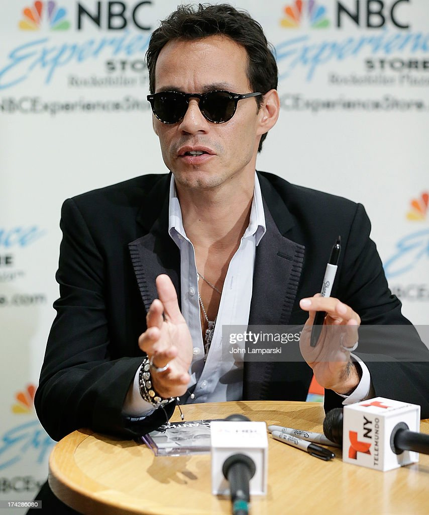 Meet and greet marc anthony image collections greetings card marc anthony fan meet and greet photos and images getty images m4hsunfo