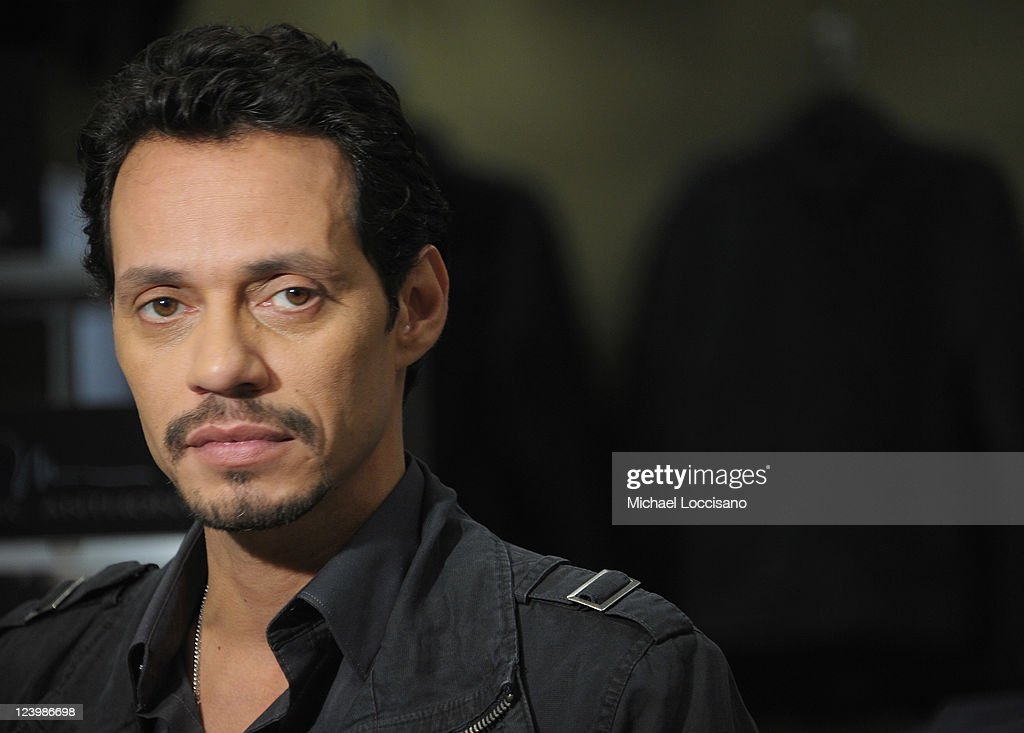 Marc Anthony Launches Signature Collection At Kohl's : ニュース写真