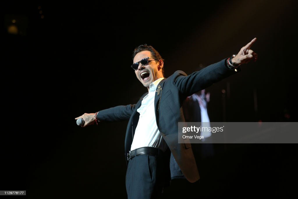 TX: Marc Anthony In Concert - Dallas, TX