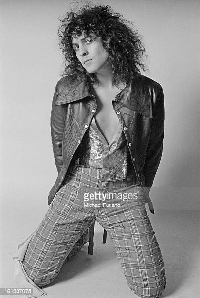 Singer Marc Bolan of British glam rock group TRex 20th November 1972