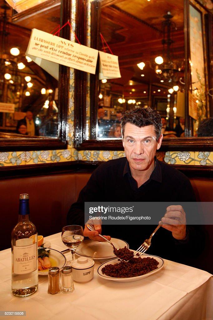 Marc Lavoine, Madame Figaro, April 15, 2016