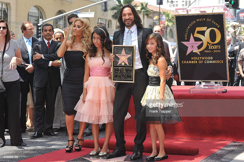 USA - Marco Antonio Solis Honored On The Hollywood Walk Of Fame ...