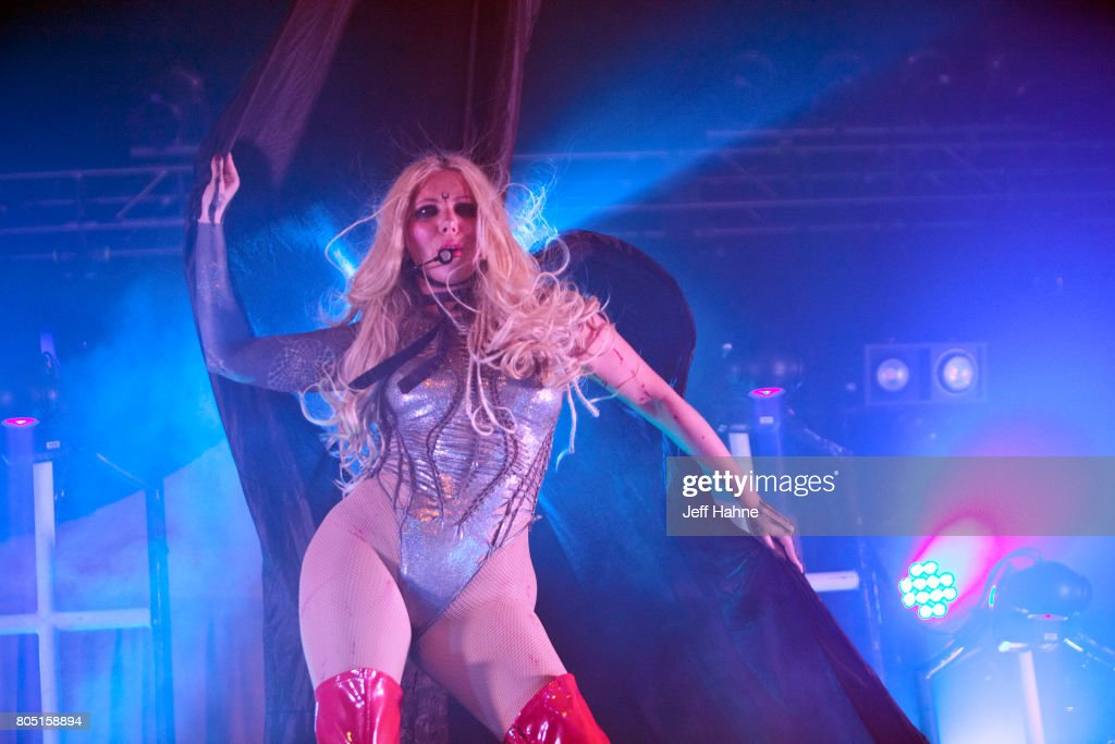 In This Moment In Concert - Charlotte, North Carolina : News Photo
