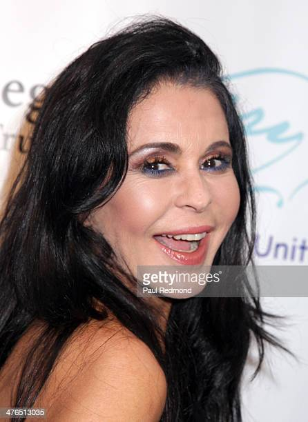 Singer Maria Conchita Alonso attending the 15th Annual Academy Awards Viewing Party Benefiting Children Uniting Nations at Warner Bros Estate on...