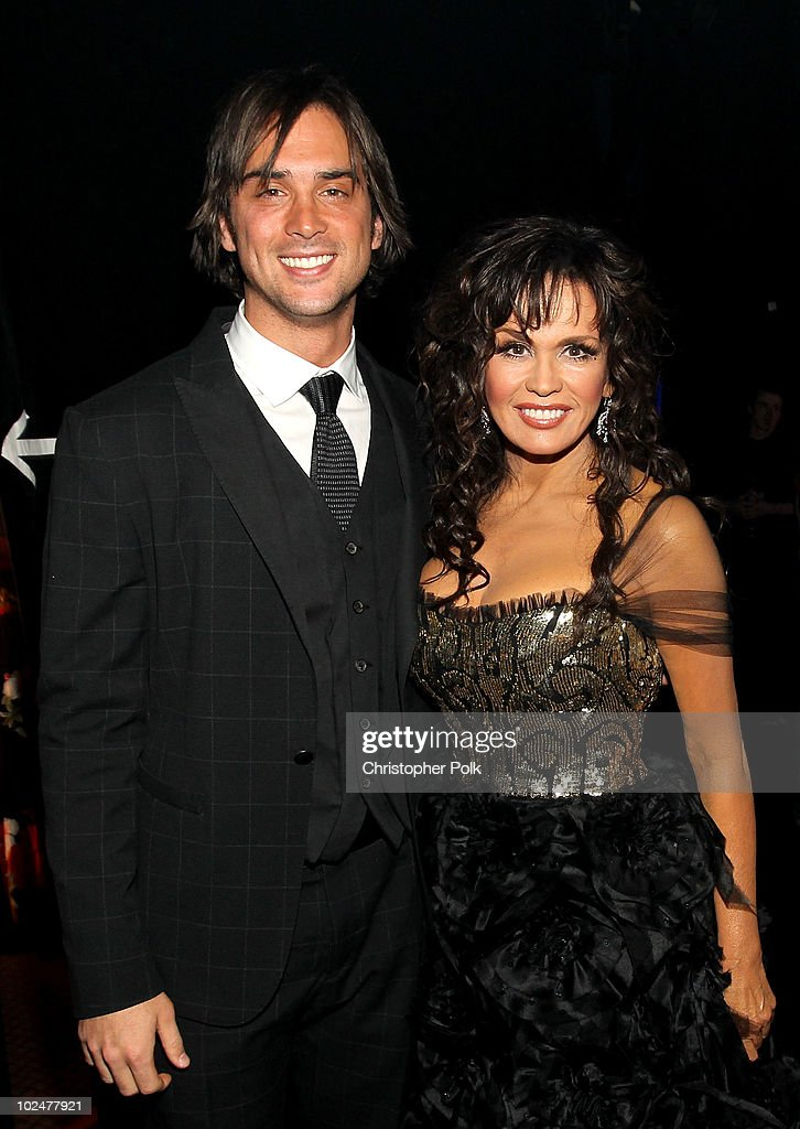Marie osmond son stephen