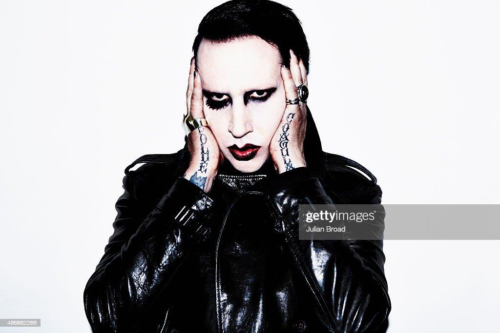 Marilyn Manson, Observer UK, January 18, 2015
