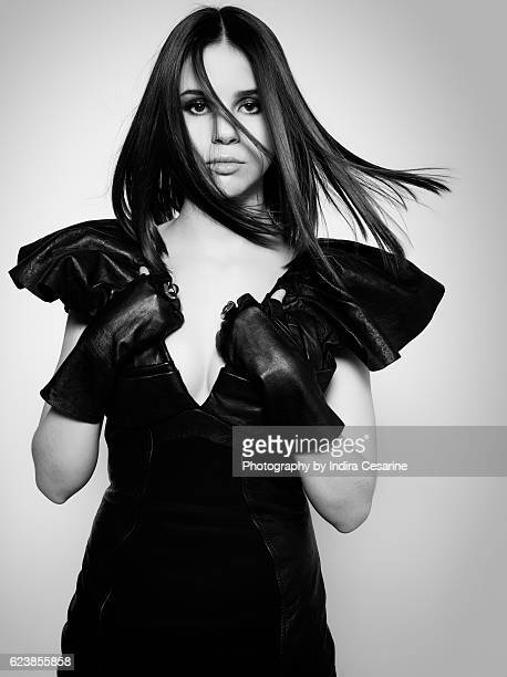 Singer Marina Kaye is photographed for The Untitled Magazine on March 13 2016 in New York City CREDIT MUST READ Indira Cesarine/The Untitled...