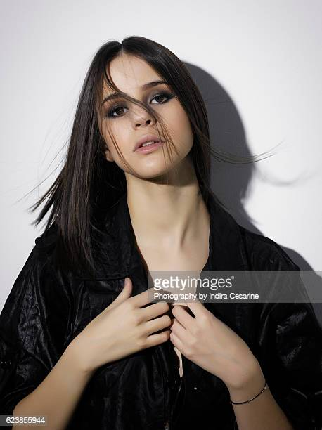Singer Marina Kaye is photographed for The Untitled Magazine on March 13, 2016 in New York City. CREDIT MUST READ: Indira Cesarine/The Untitled...