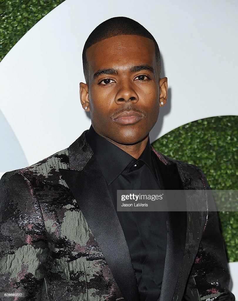 Singer Mario attends the GQ Men of the Year party at Chateau Marmont on December 8, 2016 in Los Angeles, California.