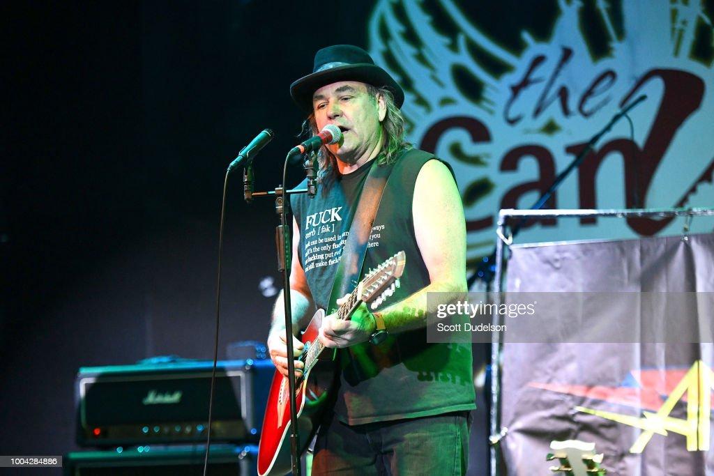 Randy Bachman Performs At The Canyon Club In Santa Clarita, CA