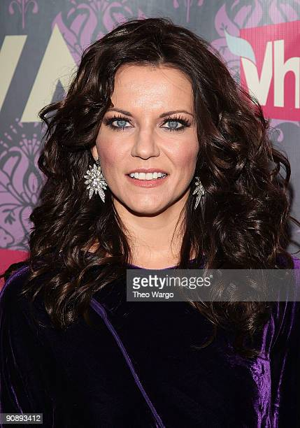 Singer Martina McBride attends 2009 VH1 Divas at Brooklyn Academy of Music on September 17 2009 in New York City