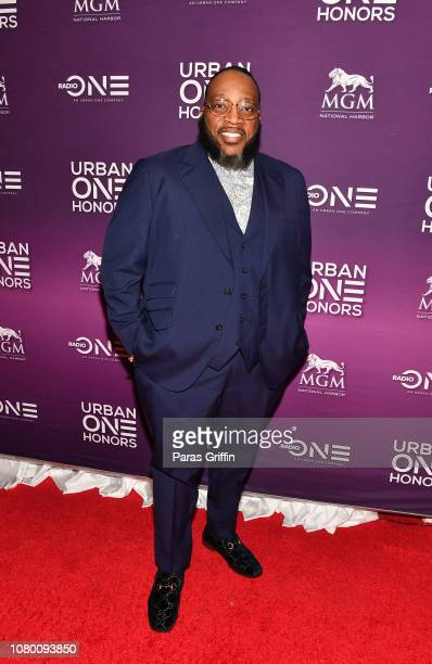 Singer Marvin Sapp attends 2018 Urban One Honors at La Vie on December 9 2018 in Washington DC
