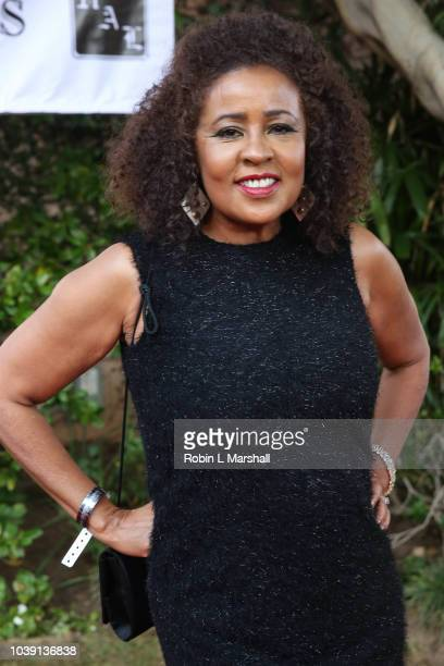 Singer Mary Wells attends the 29th Annual Heroes And Legends Awards at Beverly Hills Hotel on September 23 2018 in Beverly Hills California