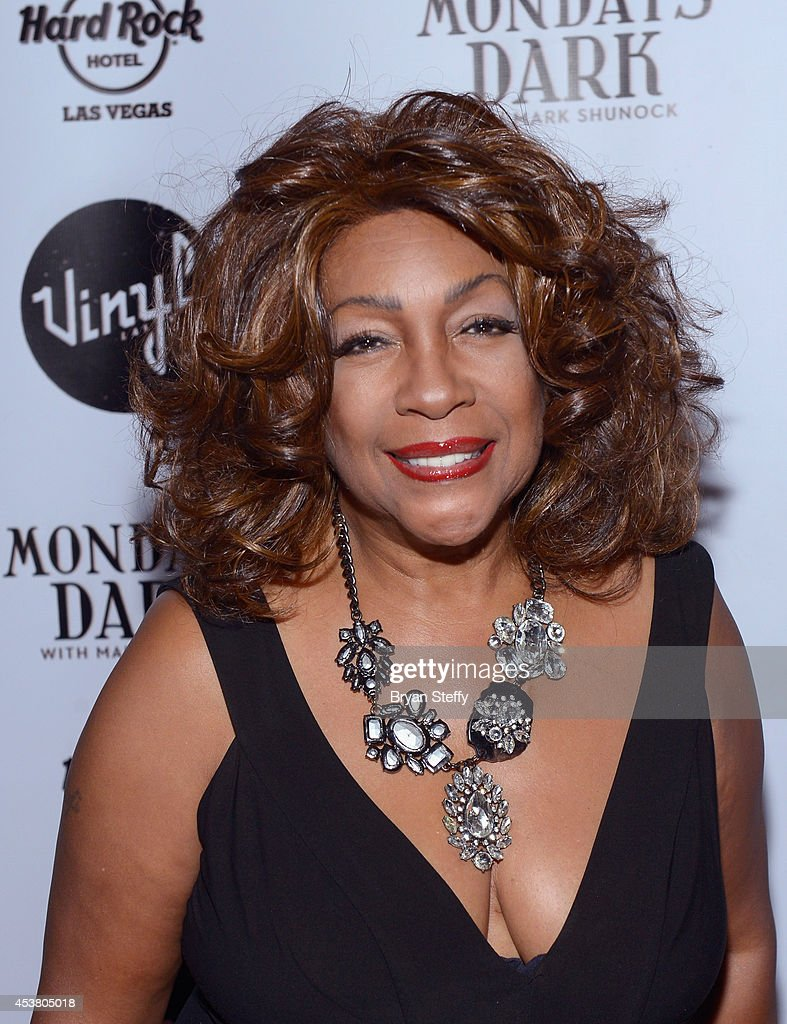 Singer Mary Wilson Arrives At Mondays Dark Hosted By Mark