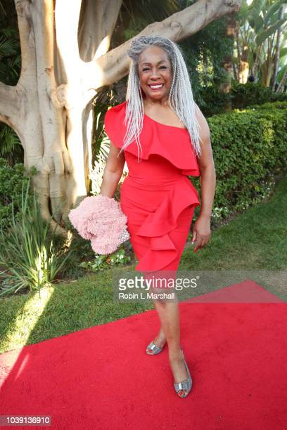 Singer Mary Wilson attends the 29th Annual Heroes And Legends Awards at Beverly Hills Hotel on September 23 2018 in Beverly Hills California