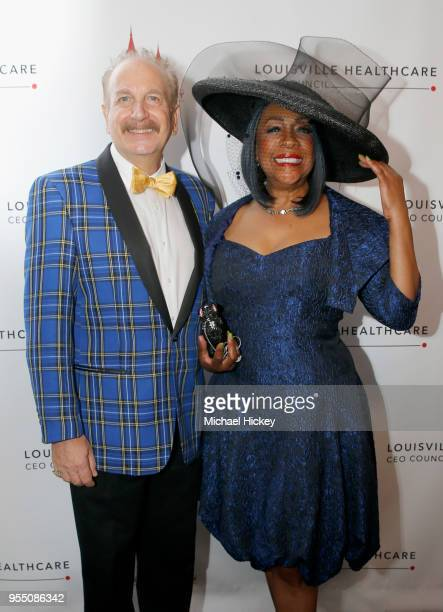 Singer Mary Wilson attends the Louisville Healthcare CEO Council Kentucky Derby Greenroom during Kentucky Derby 144 at Churchill Downs on May 5 2018...