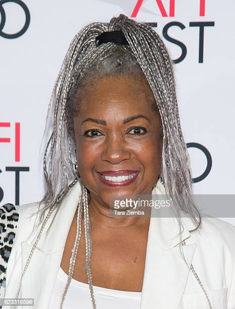 Singer Mary Wilson attends the premiere of 'Jackie' at AFI Fest 2016 presented by Audi at TCL Chinese Theatre on November 14 2016 in Hollywood...