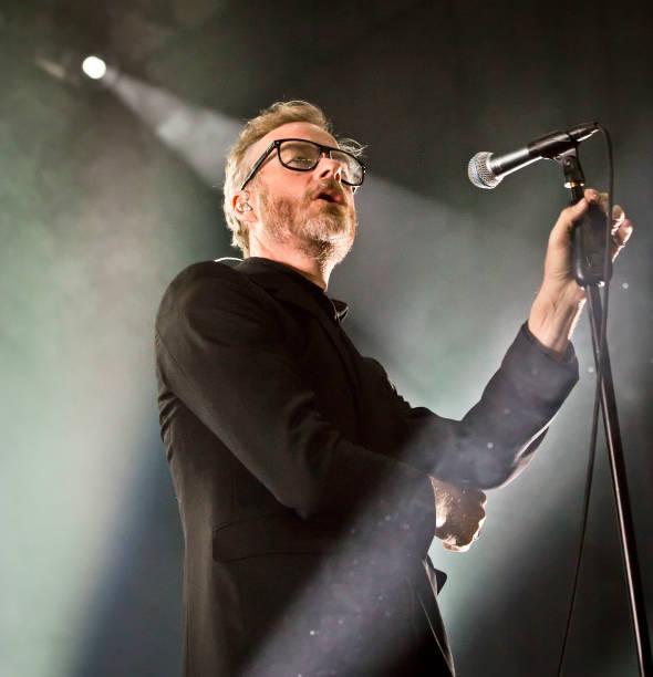 DEU: The National Perform In Berlin