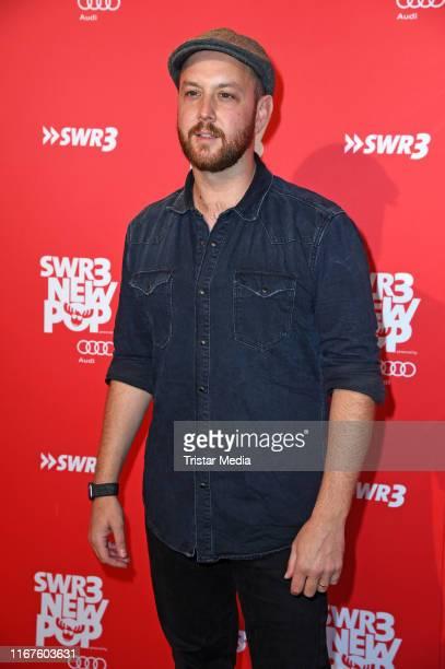 """Singer Matt Simons attends the """"SWR3 New Pop Festival - Das Special on September 12, 2019 in Baden-Baden, Germany."""