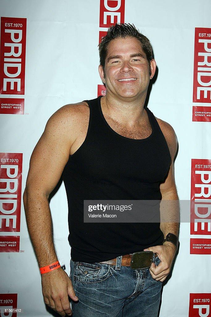 Gay Pride Parade Day 2 - Show Backstage : News Photo