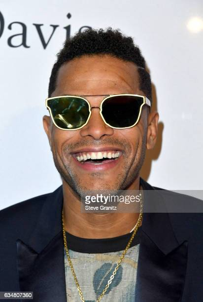 Singer Maxwell attends PreGRAMMY Gala and Salute to Industry Icons Honoring Debra Lee at The Beverly Hilton on February 11 2017 in Los Angeles...