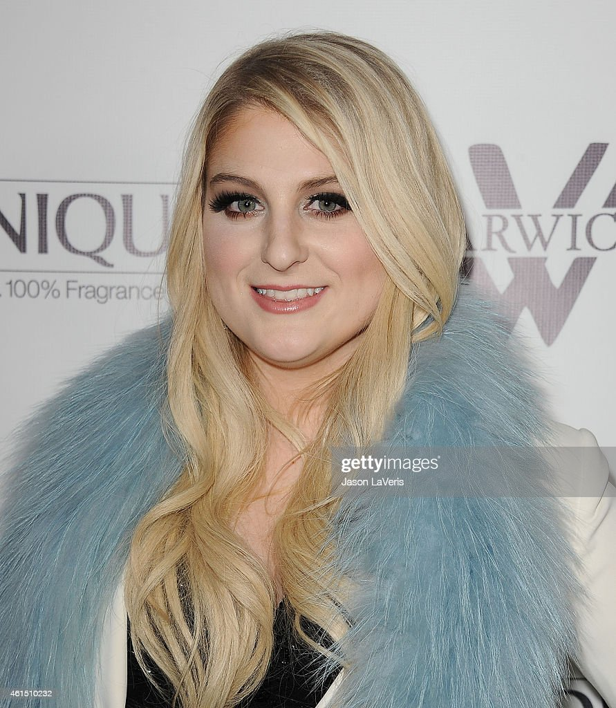 Singer Meghan Trainor attends the record release party for her debut album 'Title' at Warwick on January 13, 2015 in Hollywood, California.