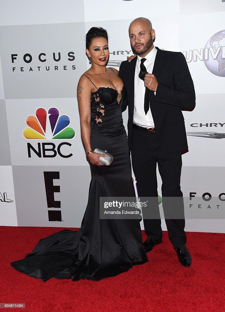 NBCUniversal's 73rd Annual Golden Globes After Party - Arrivals : Fotografia de notícias