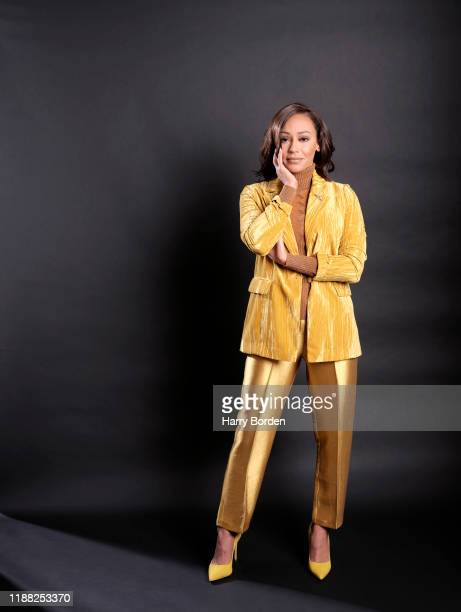Singer Melanie Brown aka Mel B is photographed for the Guardian on November 7, 2018 in London, England.