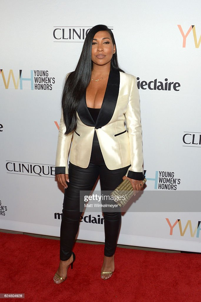 Singer Melanie Fiona attends the 1st annual Marie Claire Young Women's Honors at Marina del Rey Marriott on November 19, 2016 in Marina del Rey, California.
