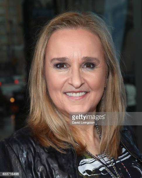 Singer Melissa Etheridge visits Hollywood Today Live at W Hollywood on February 3 2017 in Hollywood California