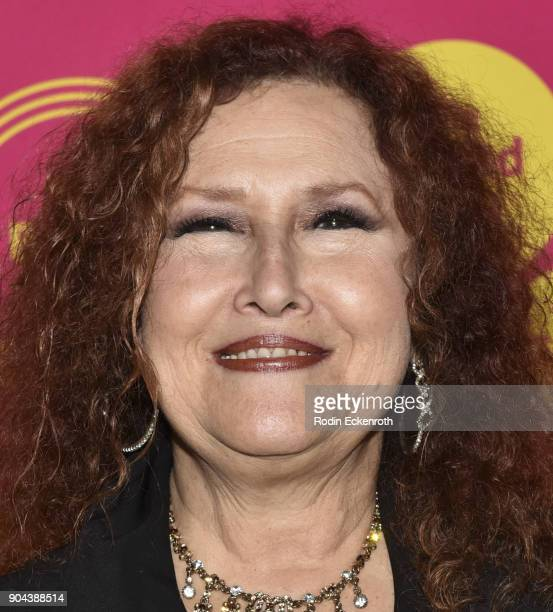 Singer Melissa Manchester attends 'Small Mouth Sounds' opening night at The Eli and Edythe Broad Stage on January 12 2018 in Santa Monica California