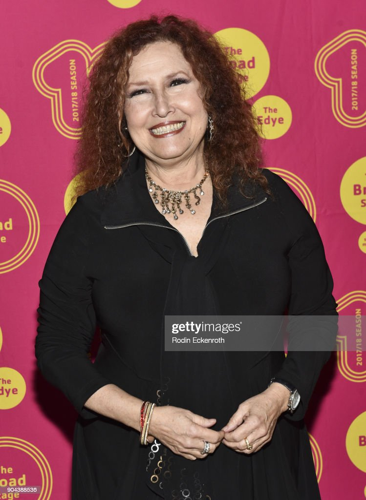 Singer Melissa Manchester attends 'Small Mouth Sounds' opening night at The Eli and Edythe Broad Stage on January 12, 2018 in Santa Monica, California.