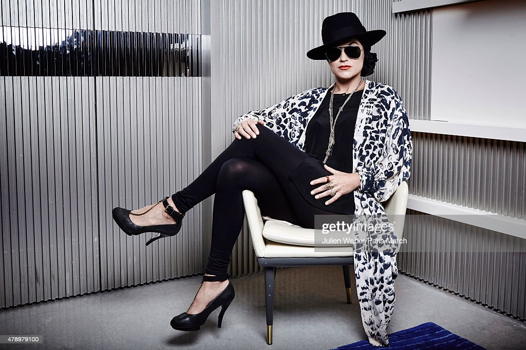 Melody Gardot, Paris Match 3449, July 1, 2015