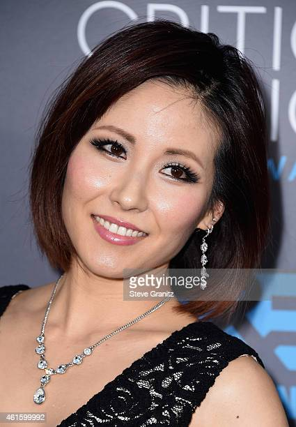 Singer Melody Ishihara attends the 20th annual Critics' Choice Movie Awards at the Hollywood Palladium on January 15, 2015 in Los Angeles, California.