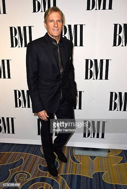 Singer Michael Bolton attends 63rd Annual BMI Pop Awards at Regent Beverly Wilshire Hotel on May 12 2015 in Beverly Hills California