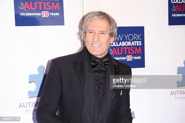 Singer Michael Bolton attends the 2013 Winter Ball For Autism at the Metropolitan Museum of Art on December 2 2013 in New York City