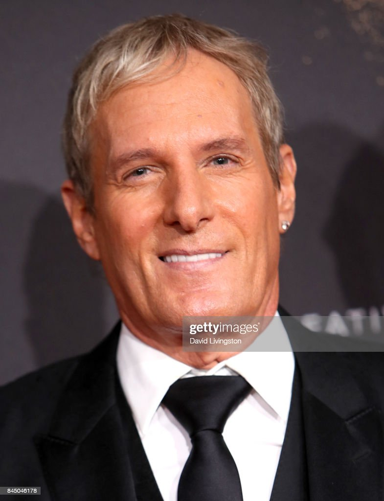 Singer Michael Bolton attends the 2017 Creative Arts Emmy Awards at Microsoft Theater on September 9, 2017 in Los Angeles, California.