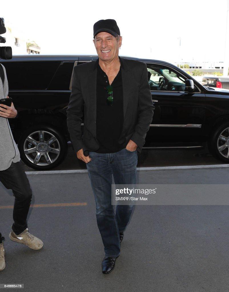 Celebrity Sightings In Los Angeles - September 13, 2017