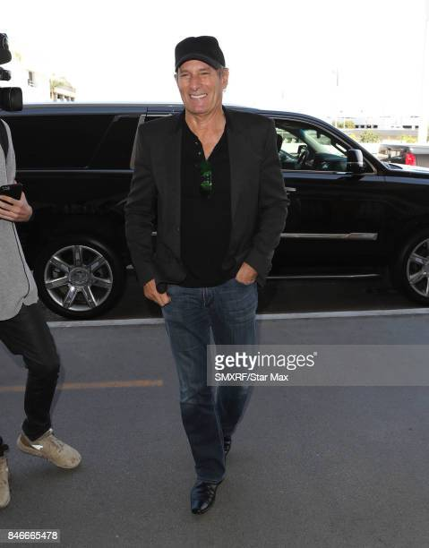 Singer Michael Bolton is seen on September 13 2017 in Los Angeles California