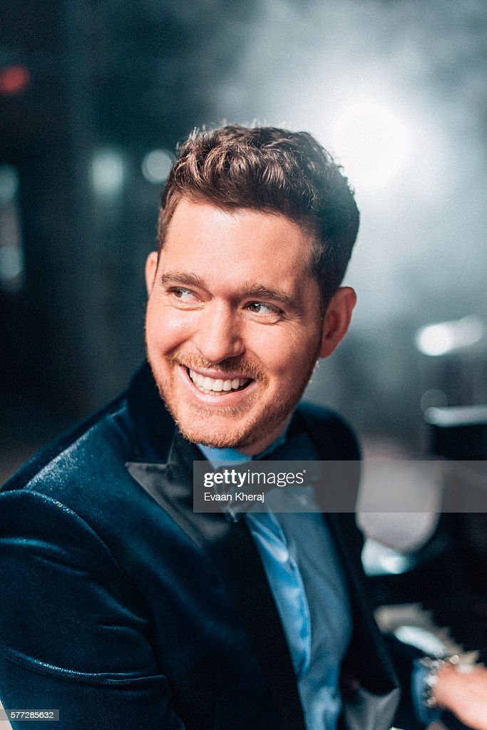 Michael Buble, Canadian Living, November 15, 2015