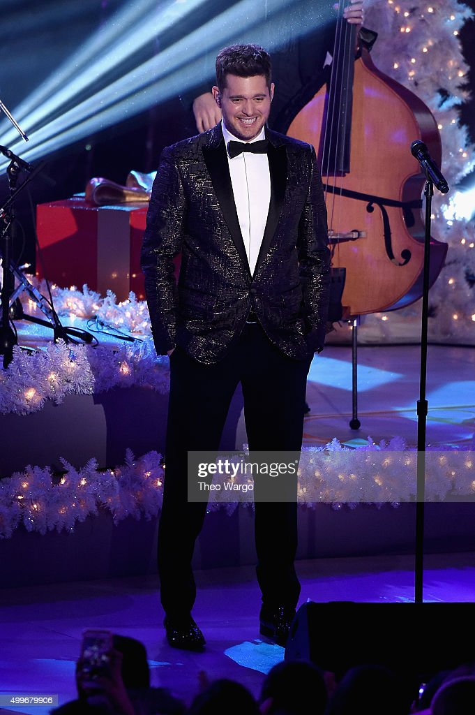 83rd Rockefeller Center Tree Lighting 2015