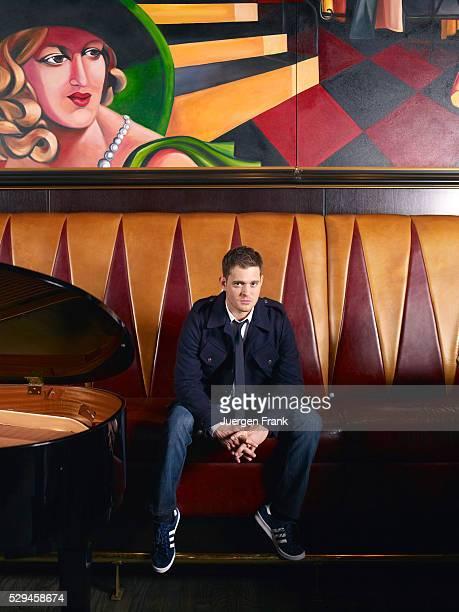 Singer Michael Buble