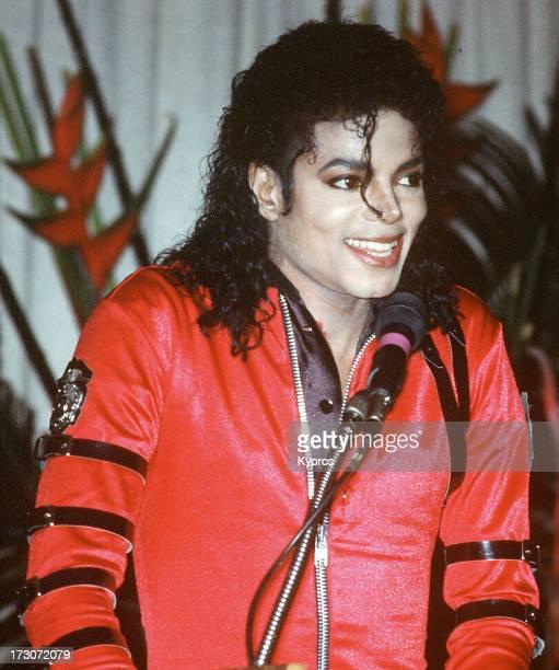 Singer Michael Jackson 1991
