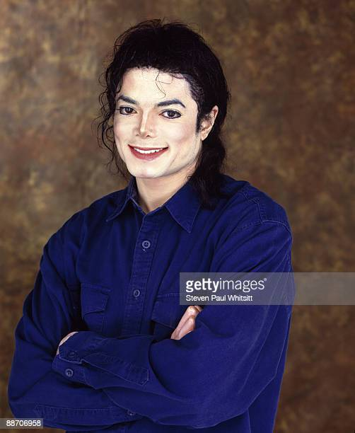 Singer Michael Jackson circa 1994 in Los Angeles CA