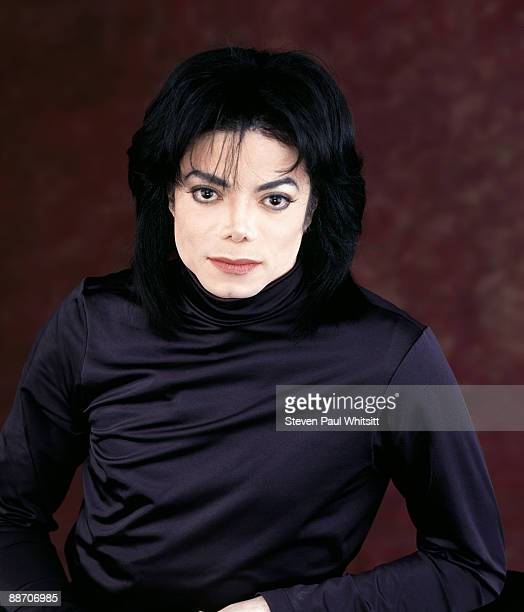 Singer Michael Jackson circa 1994 in Los Angeles CA