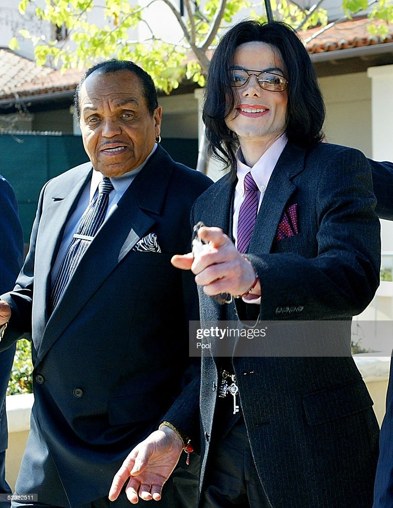 Michael Jackson Trial : News Photo
